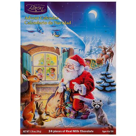 Chocolate Advent Calendar-310866