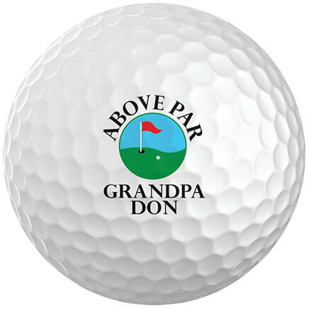 Personalized Golf Balls Set of 6-310941