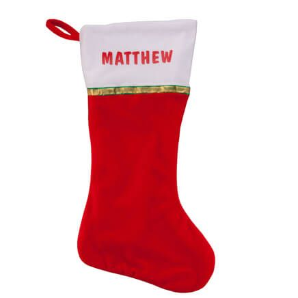 Personalized Christmas Stocking-310969