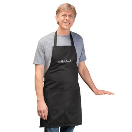 Personalized Chef Apron By Sawyer Creek Studio™​-311015