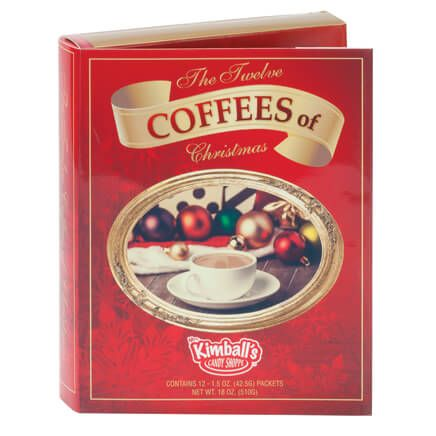 Twelve Coffees of Christmas-311863