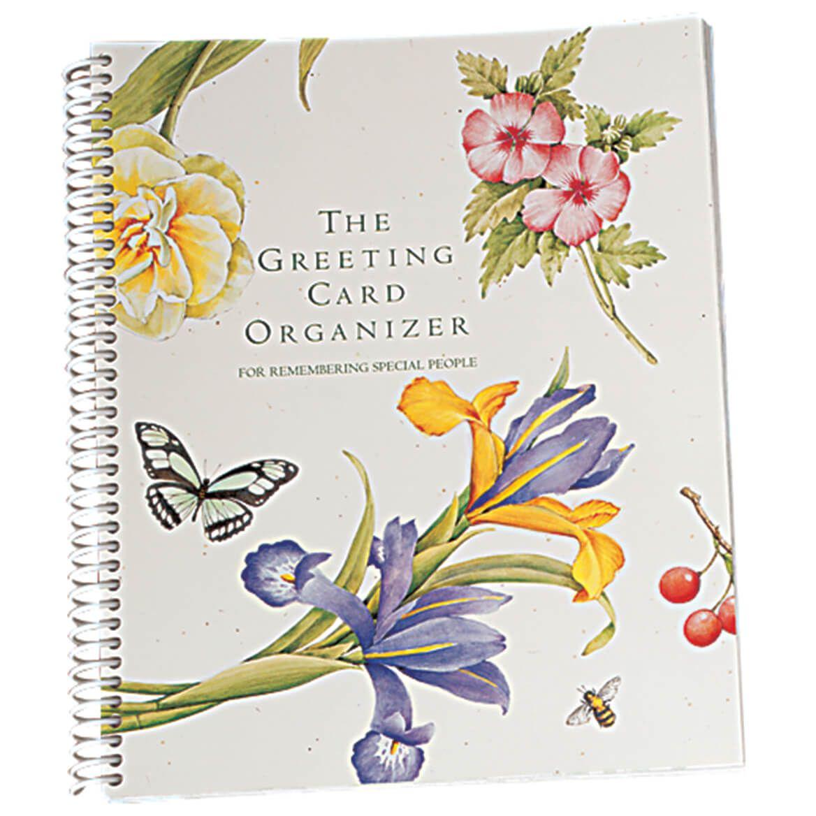 Greeting Card Organizer Book-311864