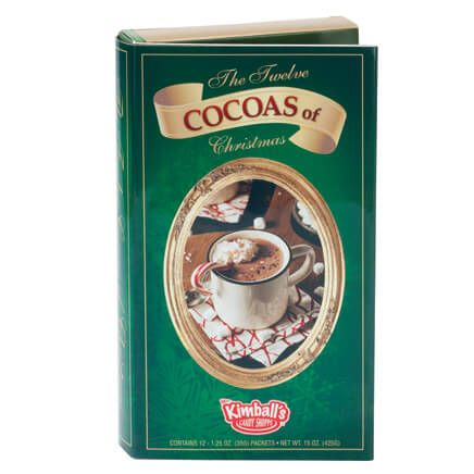 Twelve Cocoas of Christmas-311910