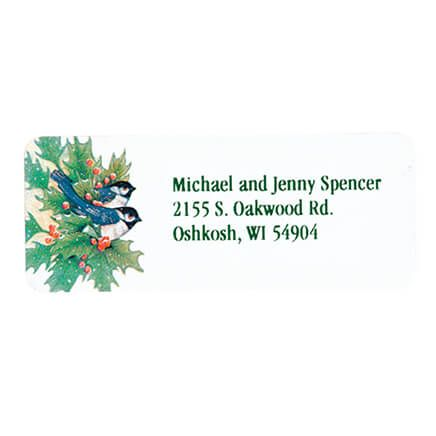 Winter Chickadee Address Labels - Set of 250-311968