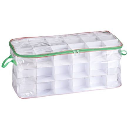 Clear Ornament Chest-312638