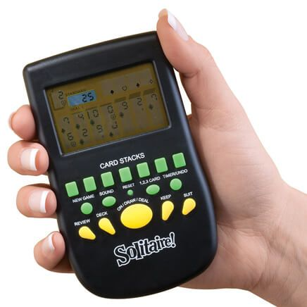 Solitaire Handheld Game-312689