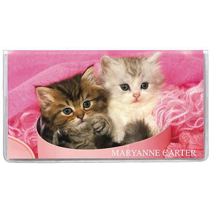 Personalized Kitten 2 Year Pocket Planner-313167