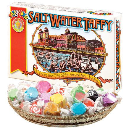 Taffy Town® Salt Water Taffy - 14 Oz.-314731