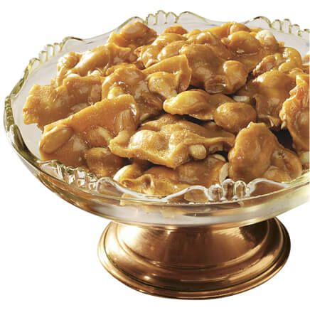 Peanut Brittle Tin 12 oz.-315094