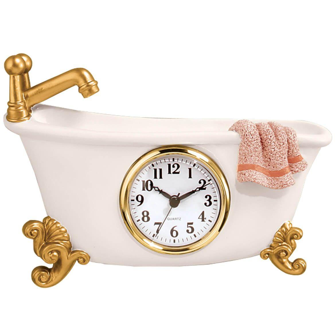 Claw Foot Style Bathtub Clock-316079