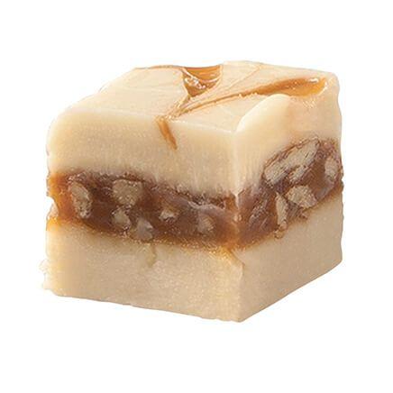 Vanilla Chewy Praline Fudge-316554