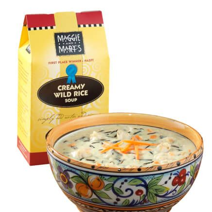 Creamy Wild Rice Soup Mix-321050