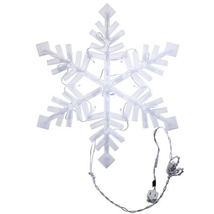 Lighted Snowflake-325257