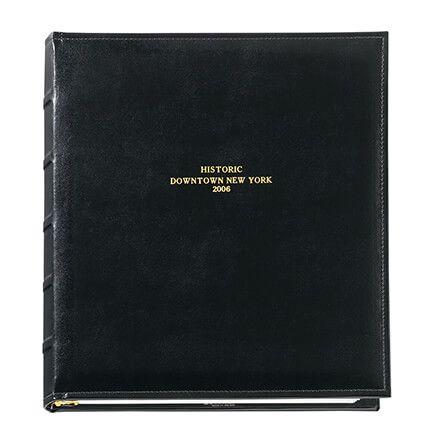 Personalized Charter Extra Capacity Album-327502