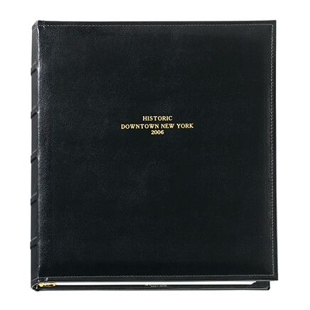 Personalized Charter Oversized Album-327506