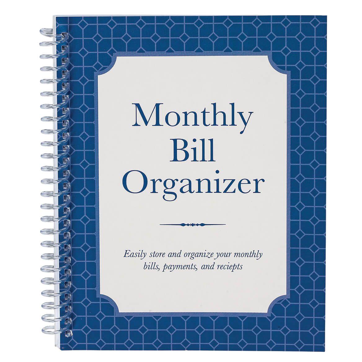 Monthly Bill Organizer-329662