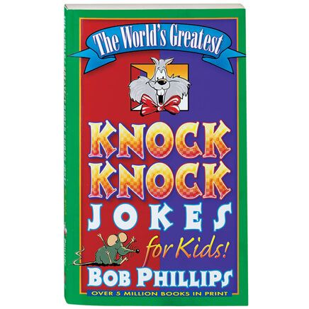 World's Greatest Knock Knock Jokes For Kids-329909