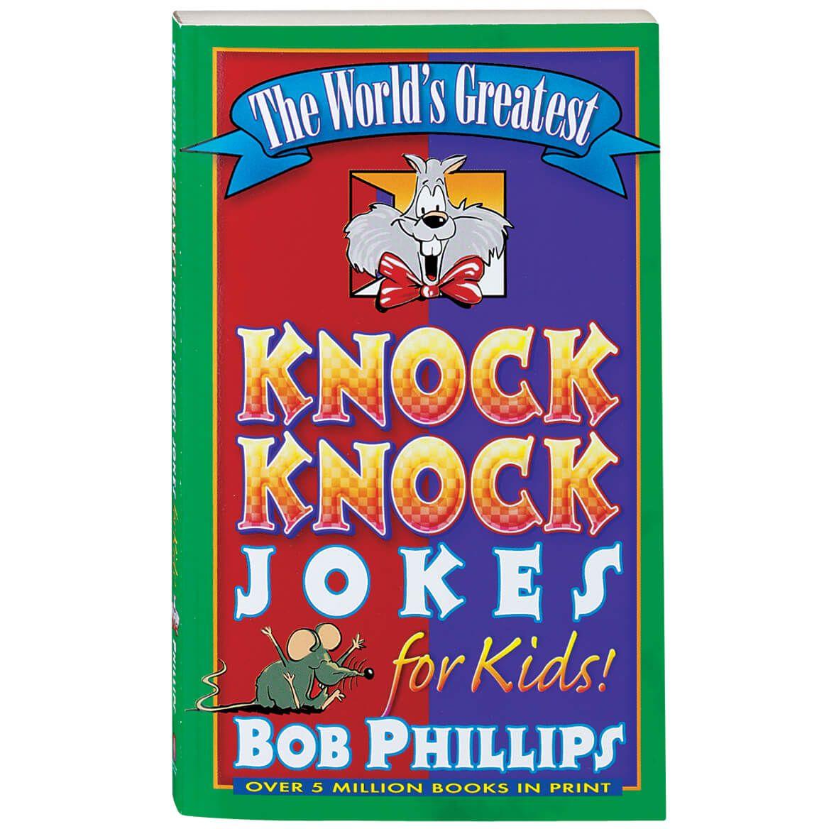 World's Greatest Knock Knock Jokes for Kids-329909