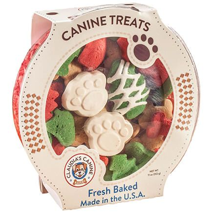 Santa's Dog Treats-330927
