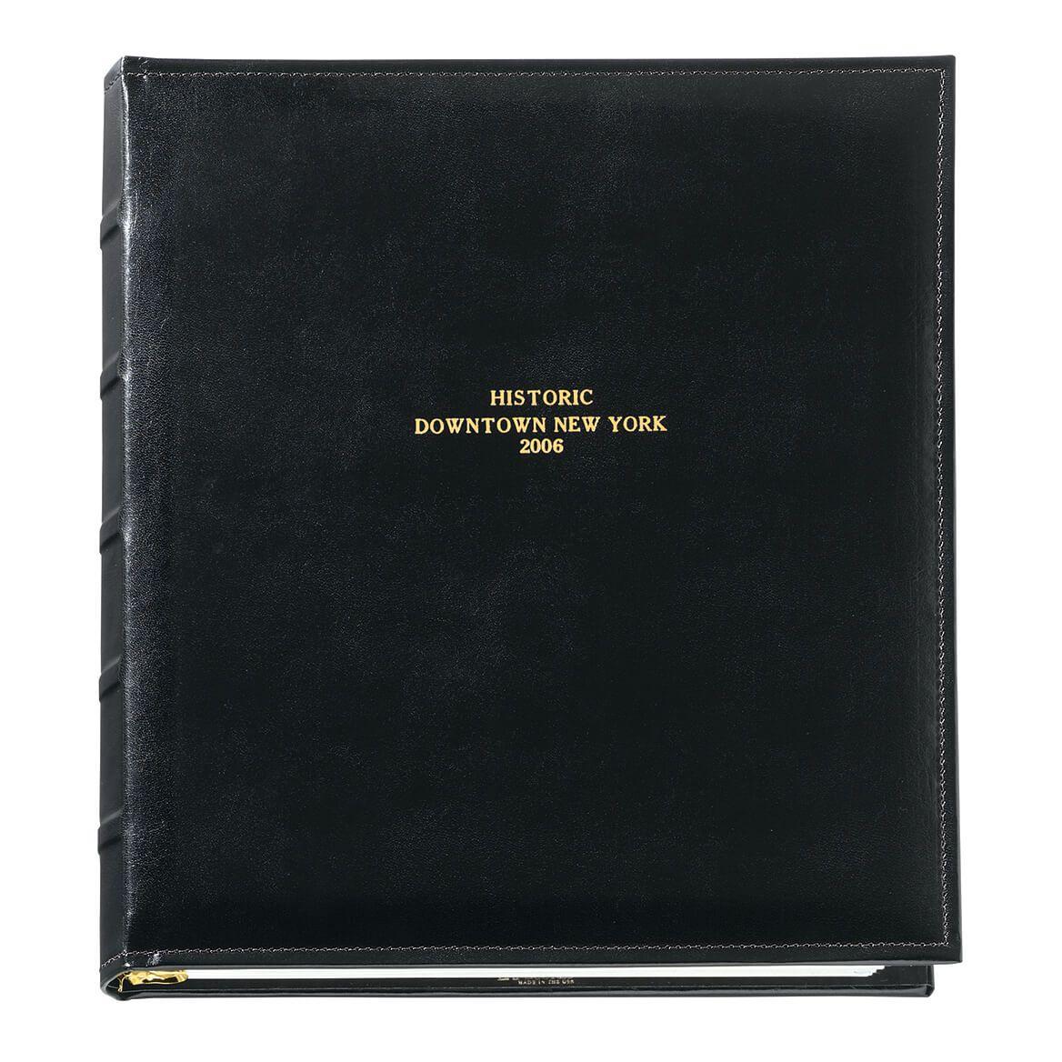 Personalized Charter Oversized Extra-Capacity Album-332339