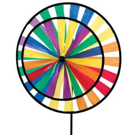 Rainbow Pinwheel Spinner-333805