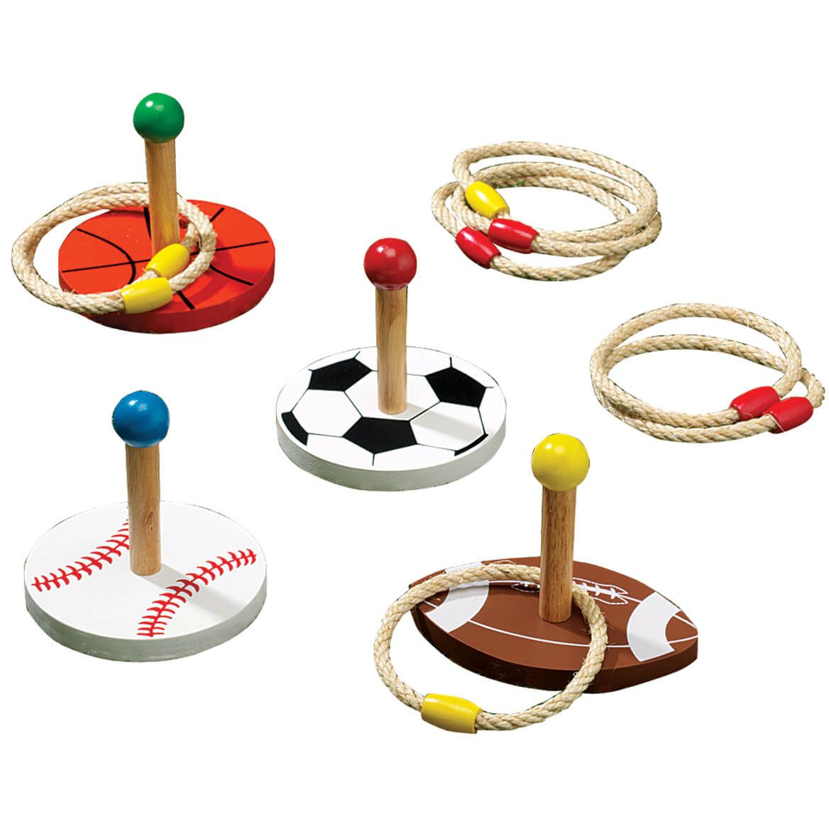 Sports Ring Toss Game-333817