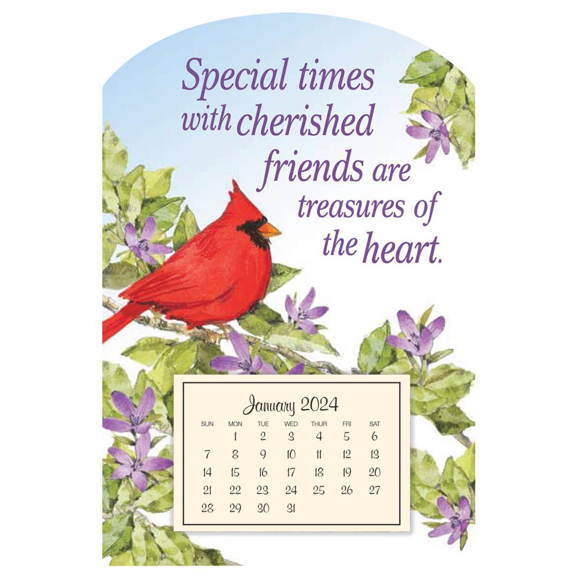 Mini Magnetic Cardinal Calendar-334661