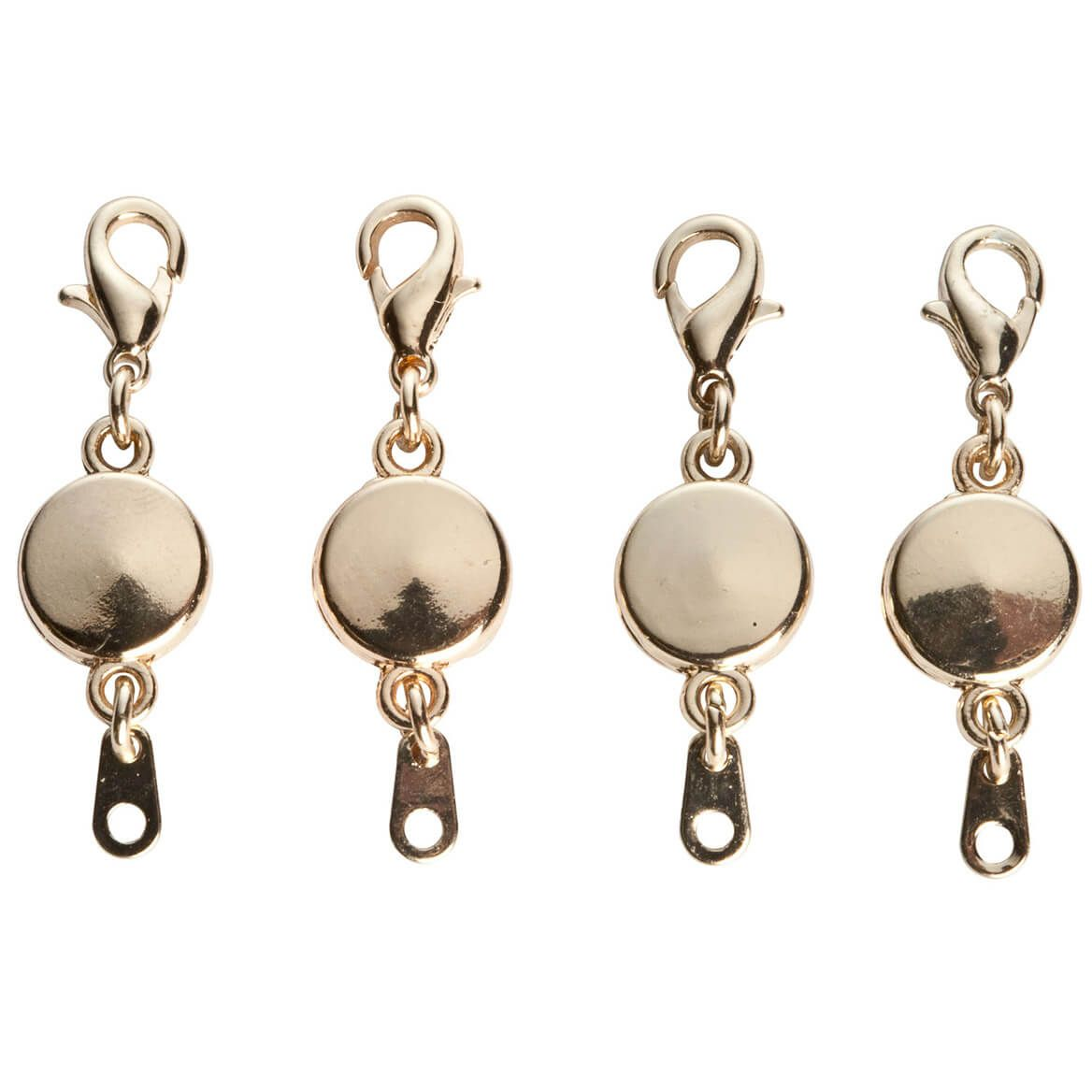 Locking Magnetic Jewelry Clasps - Set Of 4-337030