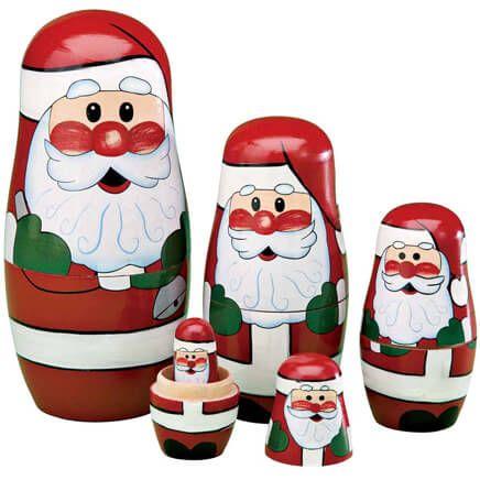 Santa Nesting Dolls-339180