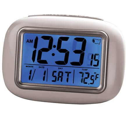 Large Screen Atomic Clock-339403