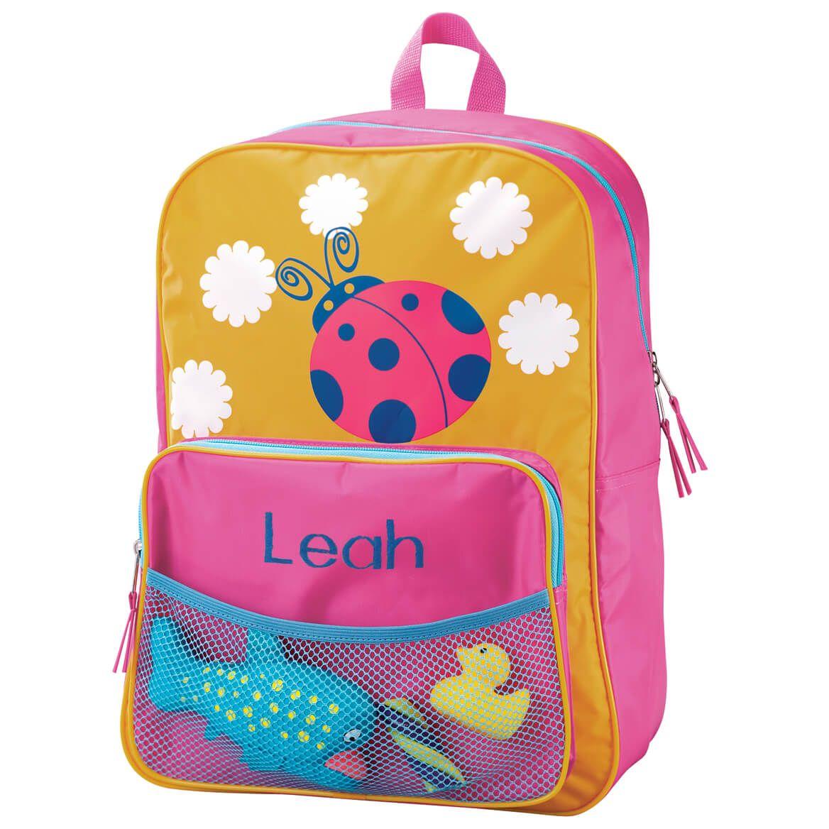 Personalized Ladybug Backpack-339672