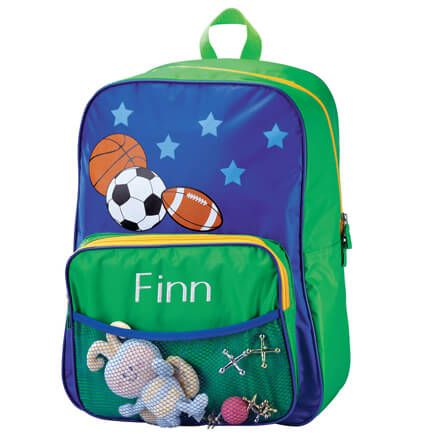 Personalized Sports Backpack-339674