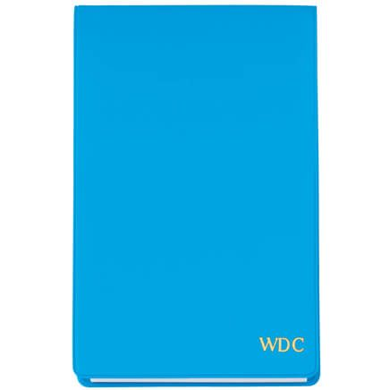 Personalized Jotter Pad Robin's Egg Blue-341963
