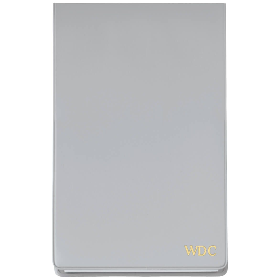 Grey Personalized Jotter Pad-341964