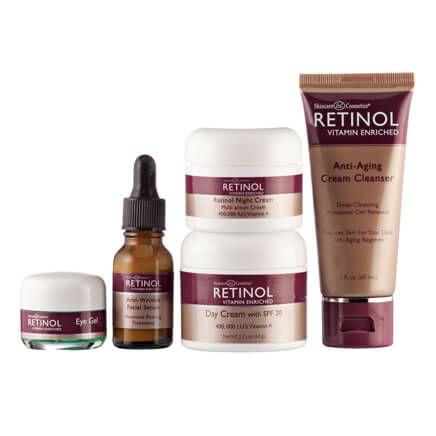 Skincare Cosmetics® Retinol Anti Aging System-342125
