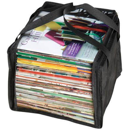 Magazine Protectors Set of 3 in Black-342794