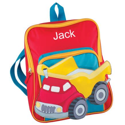 Personalized Truck Backpack-343415