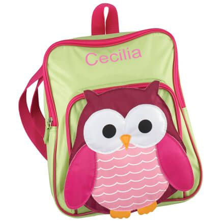 Personalized Owl Backpack-343417