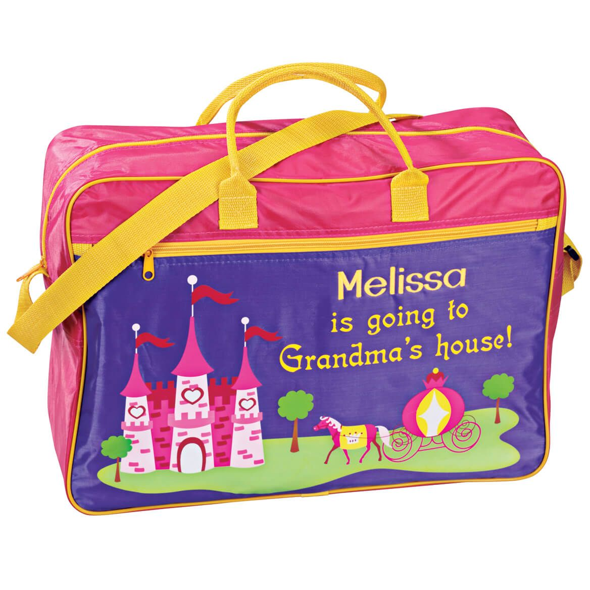 Personalized Girls Going To Grandma's Tote-343424