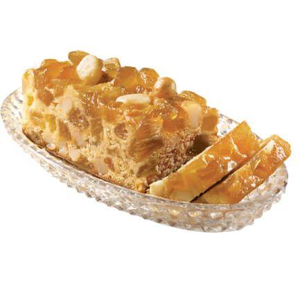 Pineapple Macadamia Nut Cake, 6 oz.-343882