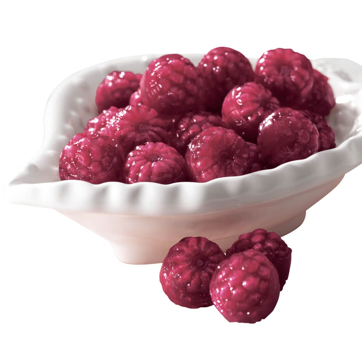 Filled Raspberry Candy, 14 oz.-343919