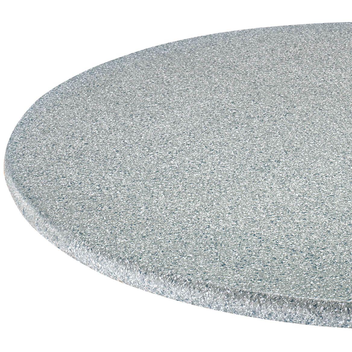 Granite Vinyl Elasticized Table Cover-344600