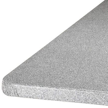 Granite Vinyl Elasticized Banquet Table Cover-344618