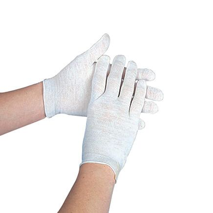 Overnight Moisturizing Gloves, Set of 3-345519