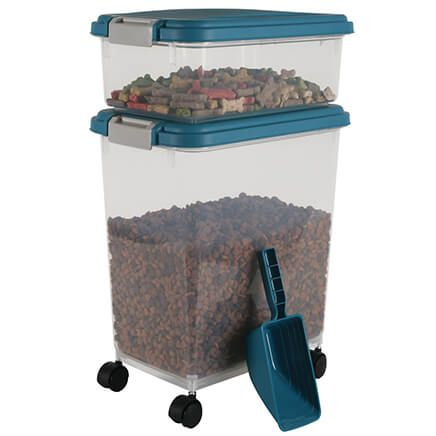 Airtight Container Combo with Scoop-345526