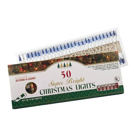 Holiday Lights - 50 Count-346427