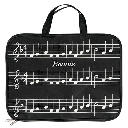 Personalized Music Briefcase-347058