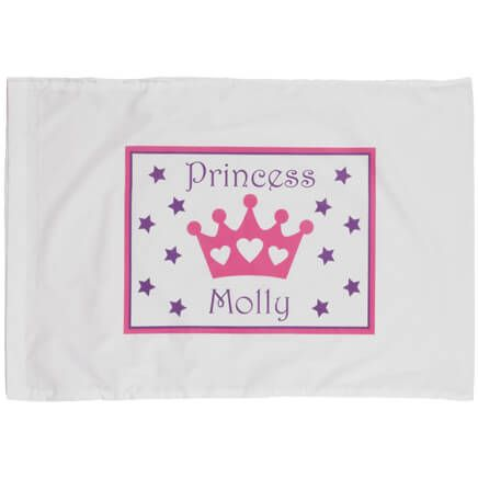 Personalized Princess Crown Pillowcase-347263