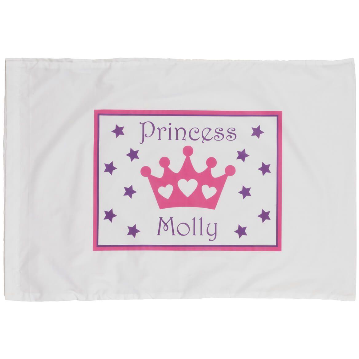 Personalized Princess Crown Pillowcase-347263