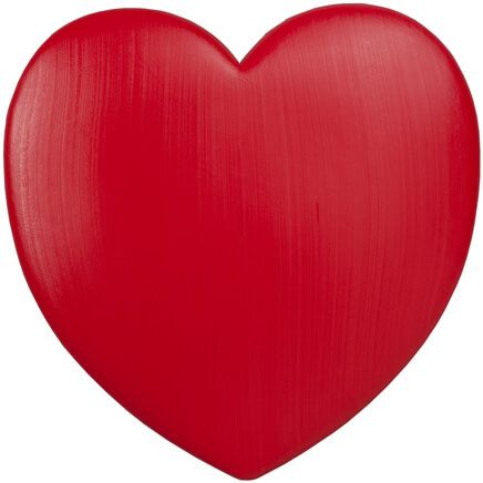 Giant Plastic Valentine's Day Heart-347469